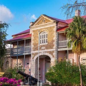 Barbados Museum, a national treasure which Chancery Chambers is proud to support